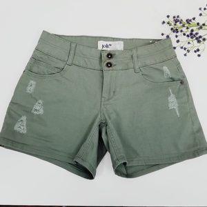 Jolt Shorts Size 3
